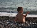 пляж и дети
